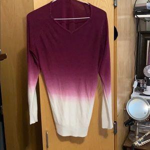 Venus Ombré sweater